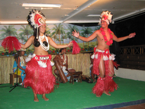 "Spectacle ""Tahiti"""